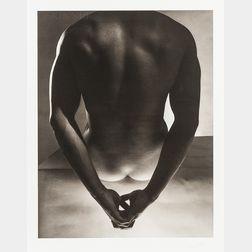 Horst P. Horst (German/American, 1906-1999)      Hands behind Buttocks
