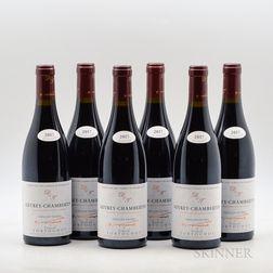 Tortochot Gevrey Chambertin Vieilles Vignes 2017, 6 bottles