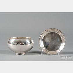 Two American Sterling Tablewares