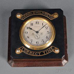 Waltham Watch Company Eight-day Chronometer Watch