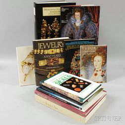 Group of Jewelry Reference Books