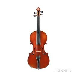 American Violin, James Reynold Carlisle, Cincinnati, 1924