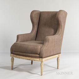 Bergere Wingback Armchair