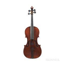 French Viola, Charles Flambeau, Mirecourt, c. 1800