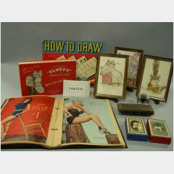 Collection of 1950's Ephemera and Collectibles