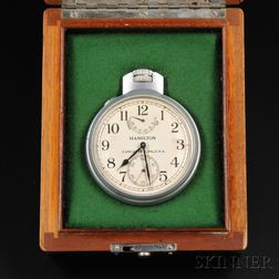 Hamilton No. 22 Chronometer Watch
