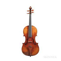 French Violin, Derazey Workshop, c. 1840