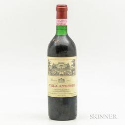 Villa Antinori Chianti Classico Riserva 1987, 1 bottle