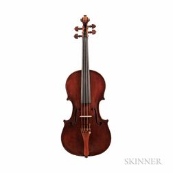 Italian Violin, Rodolfo Fredi, Rome, 1924
