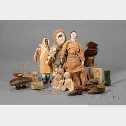 Group of Children's Playthings