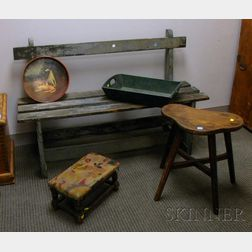 Five Country Furniture and Decorative Items