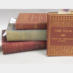 Ancient History, Budge, E.A. Wallis,   Five Titles
