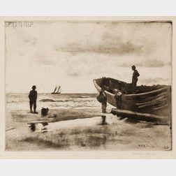 William Henry Warren Bicknell (American, 1860-1947)      Lot of Nineteen Landscape Views.
