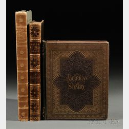 Illustrated Books, Nine Volumes: