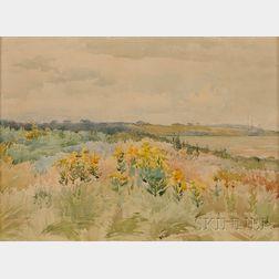 J. Ambrose Pritchard (American, 1858-1905)      Shore View