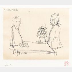 John Lennon (British, 1940-1980)      Two Prints: I Do