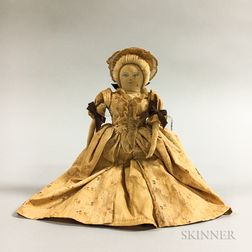 Small Cloth Doll