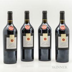 Colombaio di Cencio Il Futoro 1998, 4 bottles