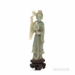 Jade Figure of Guanyin