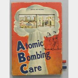 ABC-Atomic Bombing Care Instructional Toy
