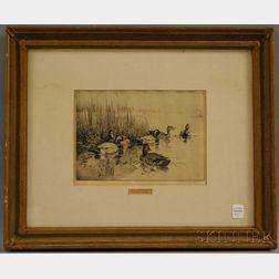 Winifred Austen (English, 1876-1964)      Decoy Pool