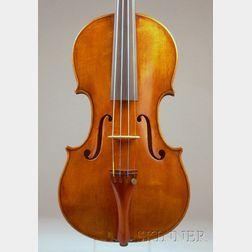Italian Violin, Leandro Bisiach, Milan, c. 1900