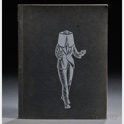 Patri, Giacomo (1898-1978) White Collar, a Novel in Linocuts