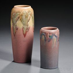 Two Rookwood Vases
