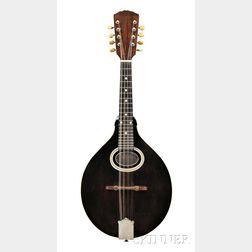 American Mandolin, Gibson Mandolin-Guitar Company, Kalamazoo, Style A