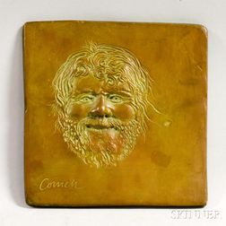 Thomas Cornell (American, 1937-2012)      Satyr