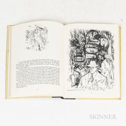 Ronald Searle and Kay Webb's Paris Sketchbook
