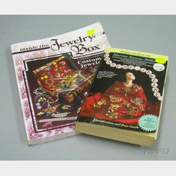 Two Costume Jewelry Reference Books