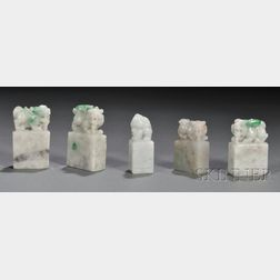 Five Jade Seals