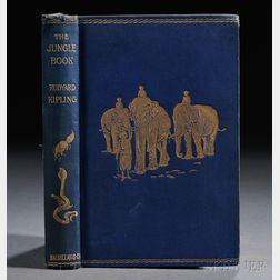 Kipling, Rudyard (1865-1963) The Jungle Book