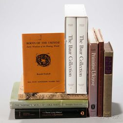 Eight Books on Japanese Prints
