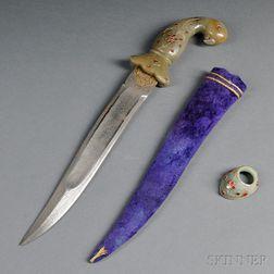 Mughal Dagger