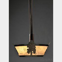 Nursery Rhyme Hanging Lamp