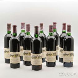Robert Mondavi Cabernet Sauvignon Reserve 1978, 10 bottles