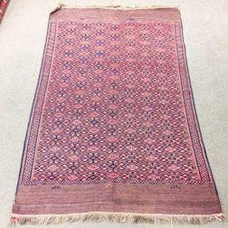 Turkoman Flat-woven Carpet