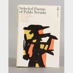 (Archibald MacLeish's Copy), Neruda, Pablo