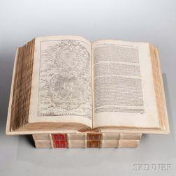 Ramusio, Giovanni Battista (1485-1557) Delle Navigationi et Viaggi.