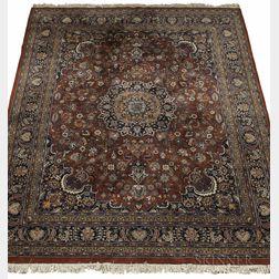 Indo-Sarouk Carpet