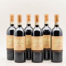 Antinori Badia a Passignano Chianti Classico Gran Selezione 2013, 6 bottles