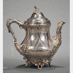 Gorham Sterling Coffeepot
