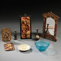 Miscellaneous Group of Items