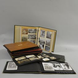 American School, 20th Century      Eight Photograph Albums from the Dufresne Family of Shrewsbury, Massachusetts