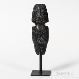 Mezcala Stone Figure