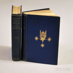 Garnett, Lucy (1849-1934) Greek Folk Poesy