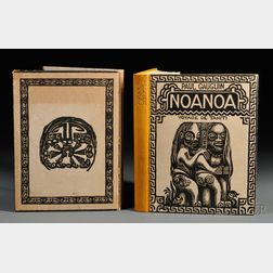 Gauguin, Paul (1848-1903) Noanoa: Voyage de Tahiti