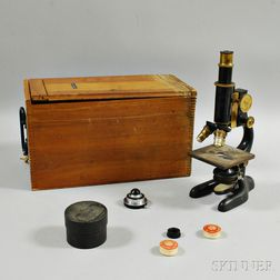 Bausch and Lomb Compound Microscope